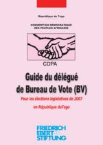 Guide du délégué de Bureau de Vote (BV)