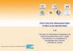 Position des organisations syndicales béninoises sur l'accord de partenariat économique entre l'Union Européenne et la Communauté Economique des Etats de l'Afrique de l'Ouest