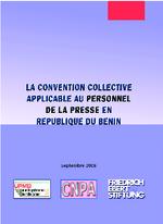 La convention collective applicable au personnel de la presse en République du Bénin