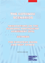 The Cotonou scenarios