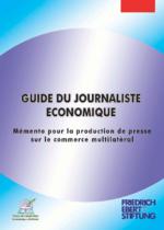 Guide du journaliste economique