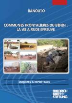 Communes frontalières du Bénin